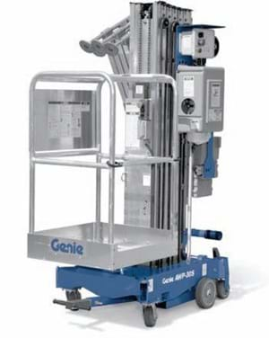 Genie AWP30 Push Around Vertical Lift